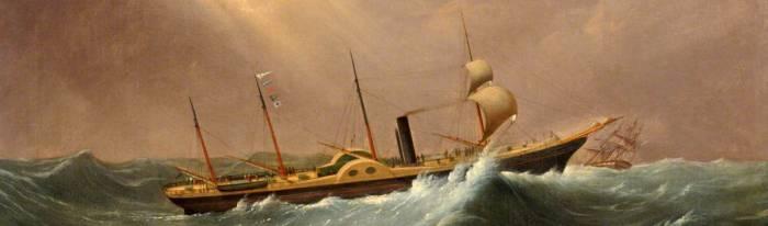 Steam Ship SS Great Western