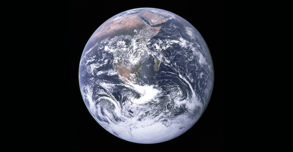 planet earth from space, the blue marble